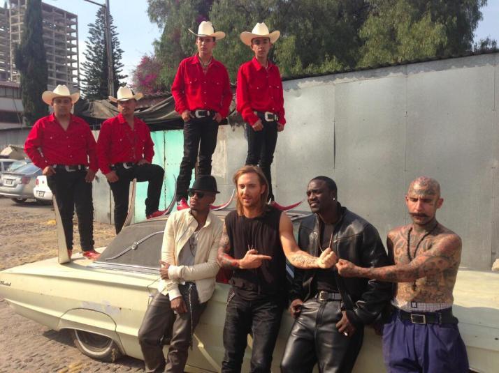 Ne-Yo, David Guetta & Akon