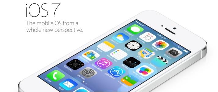 iOS7 - versão beta ainda