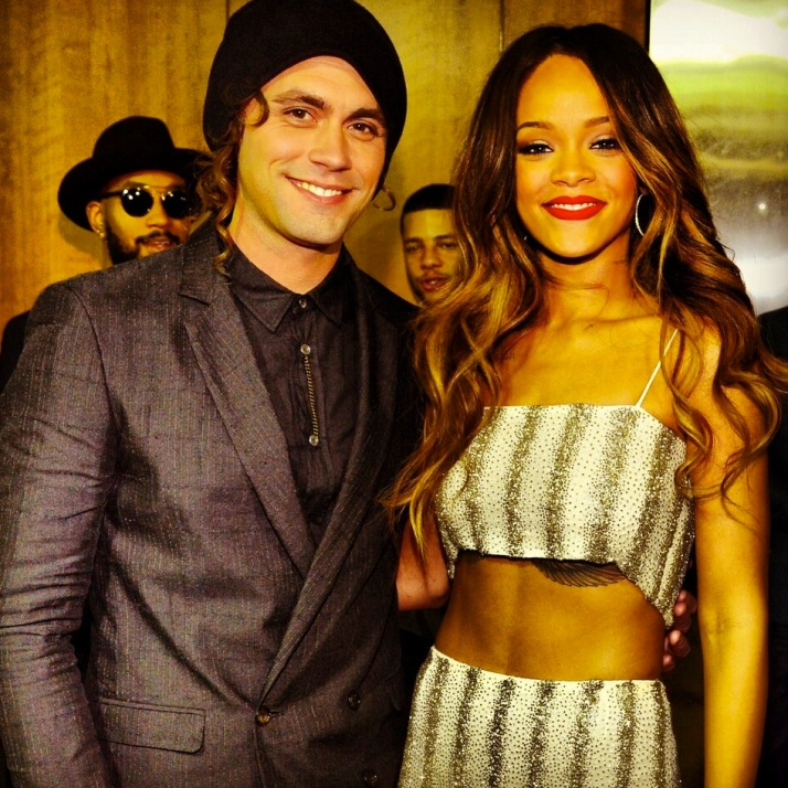 Mikky Ekko & Rihanna