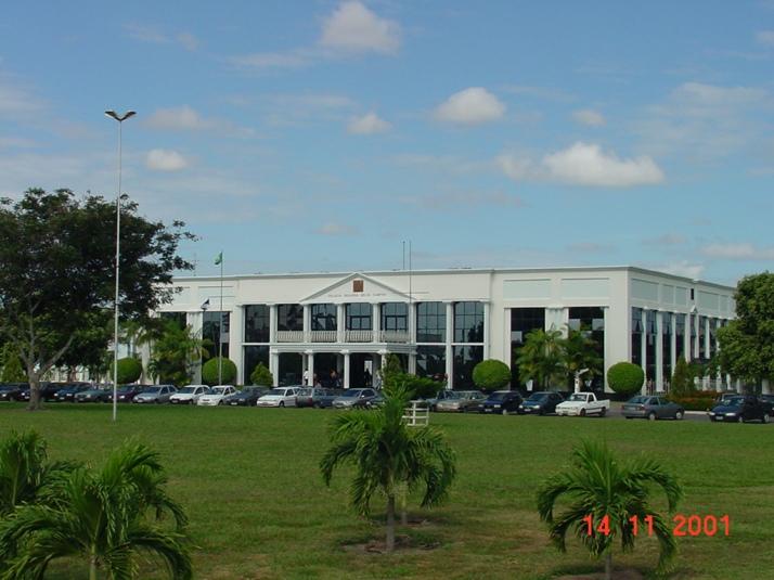 Palácio Senador Hélio Campos (foto: Caleffi)
