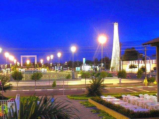 Praça das Águas (foto: Echo Bravo Lima)