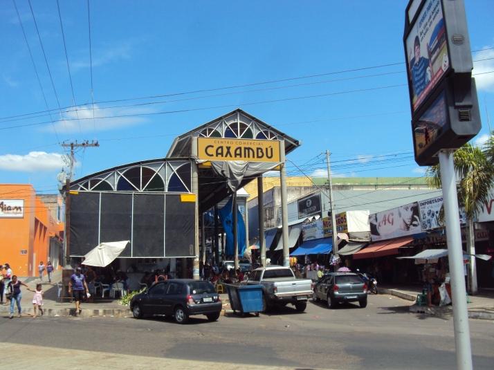 Caxambu (foto: Luiz Gustavo R.S.M. )