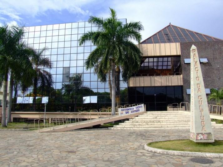 Palácio da Cultura (foto: Marcelo Seixas)