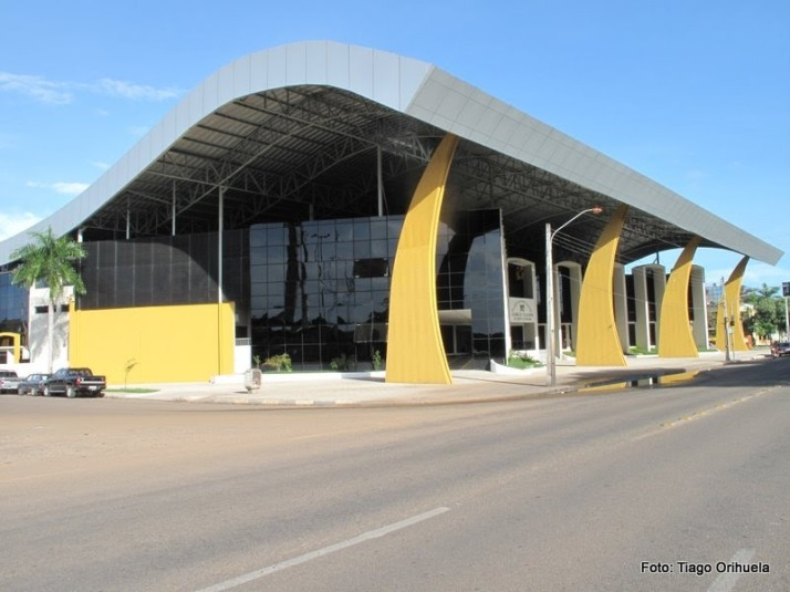 Assembéia Legislativa (foto: Tiago Orihuela)
