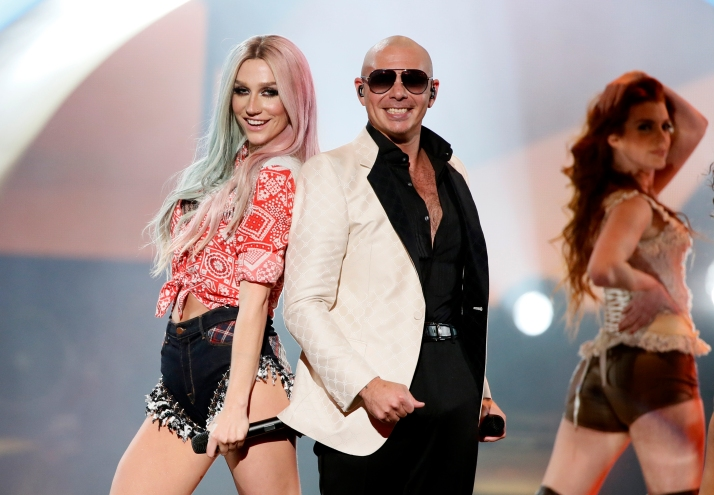Pitbull & Ke$ha
