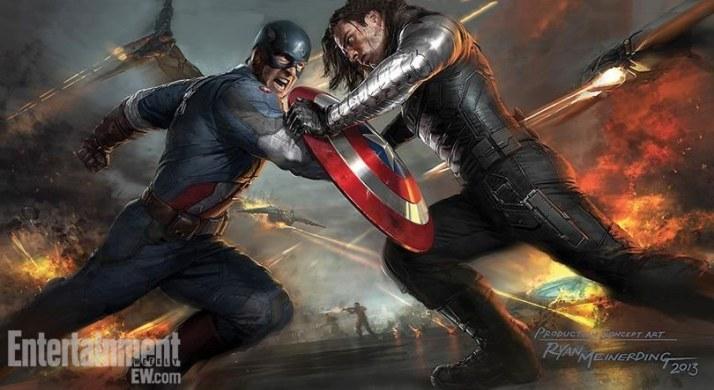 Capitão América 2 - O Soldado Invernal